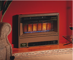 Pyrox gas heater repairs and servicing.
